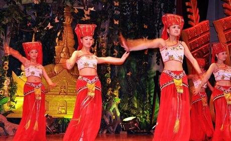 上海庆典礼仪演出公司 专业演艺演出公司