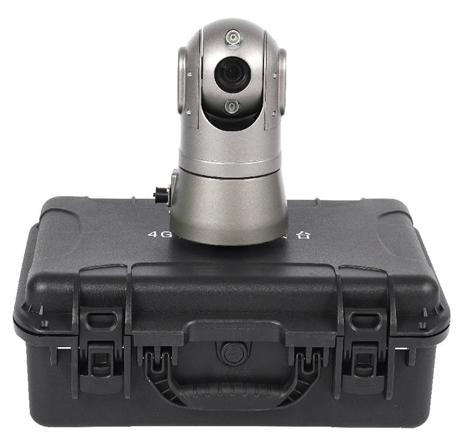 4g便携式应急指挥系统 增强型无线4G网络布控球NK-IP302BOXEN-4G