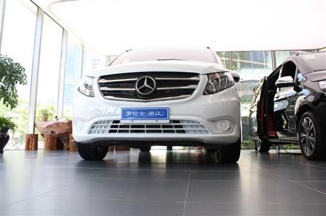 北京3款进口奔驰商务房车V级报价