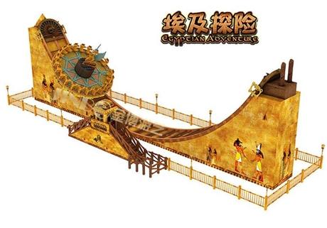 户外大型游乐设备-埃及探险报价