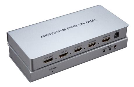 高清画面分割器 高清HDMI四画面分割器NK-HD204HDMIQ