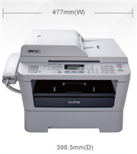 兄弟MFC-7360激光多功能打印机复印机扫描传真机一体机家用办公A4