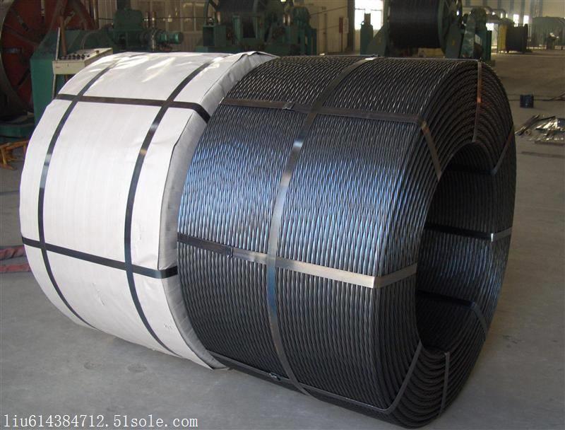 陕西15.2钢绞线现货12.7混泥土钢绞线