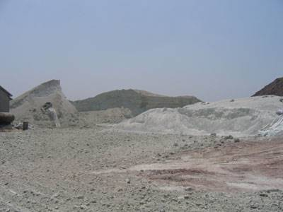 湖南宏发--铸造膨润土