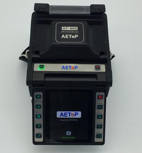 美国艾特80s光纤熔接机
