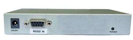 RS232多路控制器 派尼珂RS232双向控制器1进4出