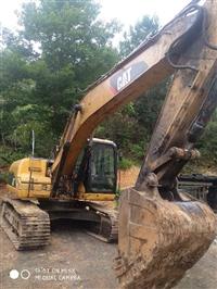 转让二手挖掘机  卡特320D