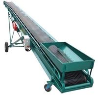 江蘇無錫原裝裝卸輸送機 帶式輸送線