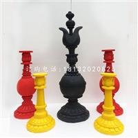 彩绘国际象棋雕塑 商城景观雕塑