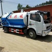 北京国五吸污车  国五吸污车厂家