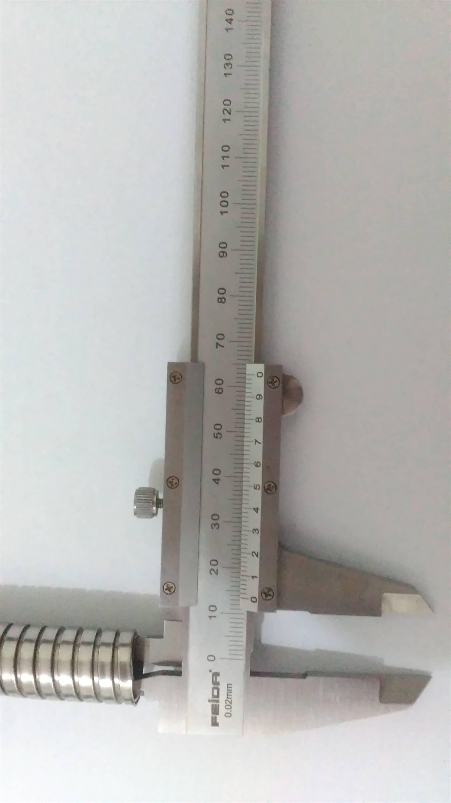 变压器用管FSS-I07双扣不锈钢金属软管