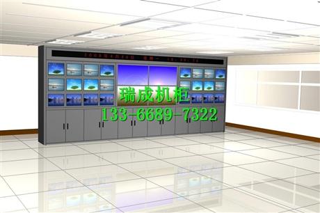 监控室电视墙 加工无缝拼接电视墙 电视台大屏电视墙
