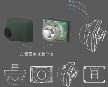 IW5110 固态LED防爆头灯/LED防爆头灯