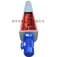 绞笼输送机 绞笼物料输送机 螺旋输送机    WLS无轴螺旋输送机