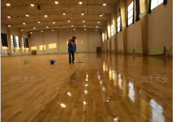 实木运动木地板 实木体育地板厂家直销