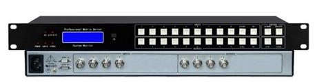 高清矩阵切换器  派尼珂4进4出3G-SDI矩阵切换器NK-MS150404SDI