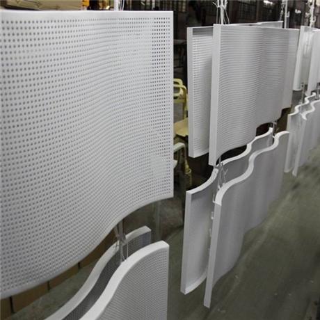 仿真石装饰铝单板