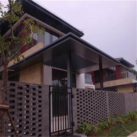 外墙雕花铝单板吊顶