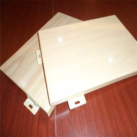 装饰铝单板表面处理工艺