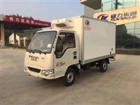 安徽合肥江淮小型冷藏车经销商