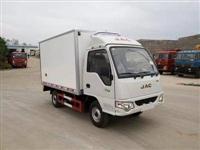 陕西渭南江淮3米1冷藏车厂家