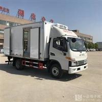 河南郑州江淮3米1冷藏车宏宇厂家销售网点