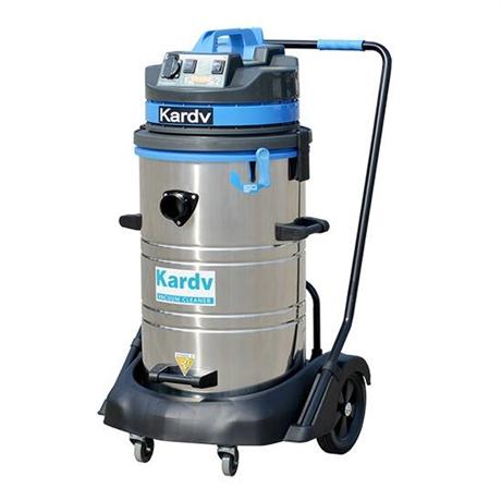 80L容量吸水吸尘器凯德威DL-2078S