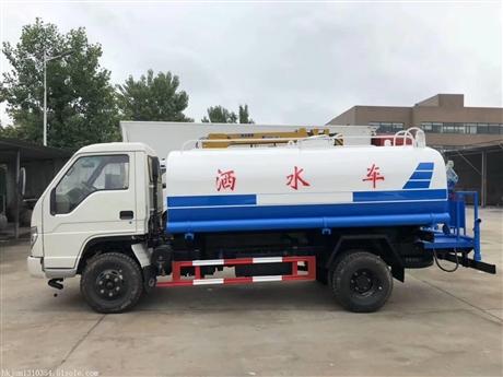 青海新能源电动洒水车厂家