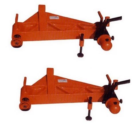 液压垂直弯轨机 垂直液压弯道机