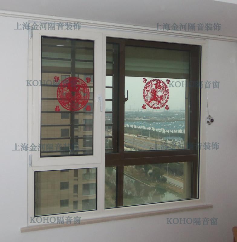 上海koho厂家直销dev13隔音玻璃