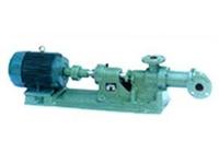 I-1B系列螺杆泵 不锈钢单螺杆泵 沧州海硕 生产