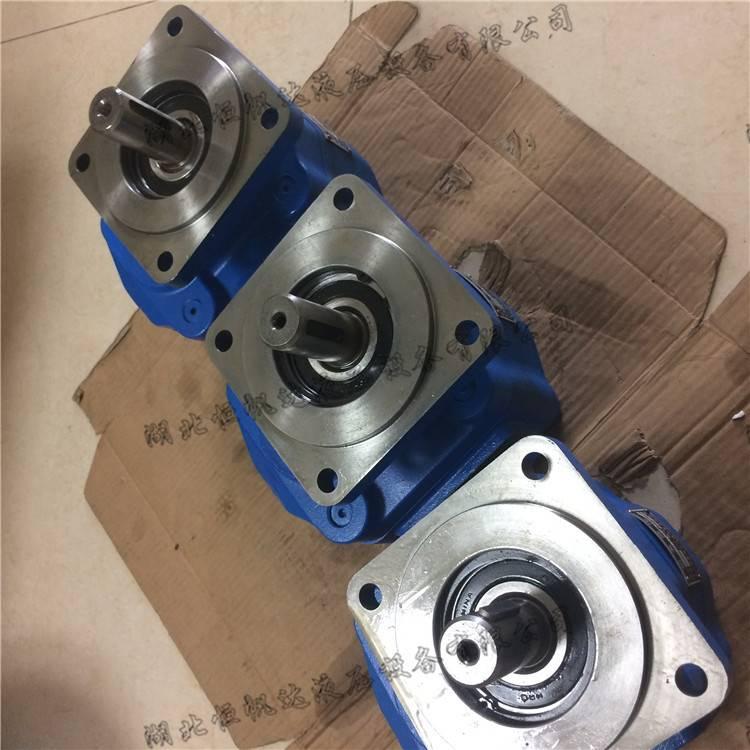 油泵齿轮油泵CBG2050/2040-BFPR钻机液压泵