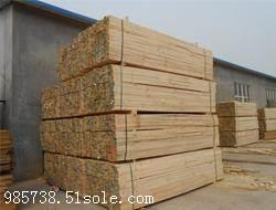 木材加工 建筑木方 日照木材加工�S