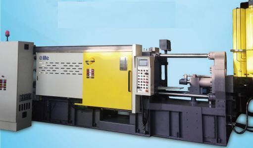 进口日本二手压铸机的具体流程