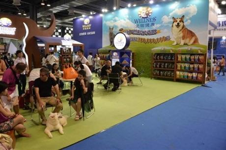 2018上海国际宠物食品展览会