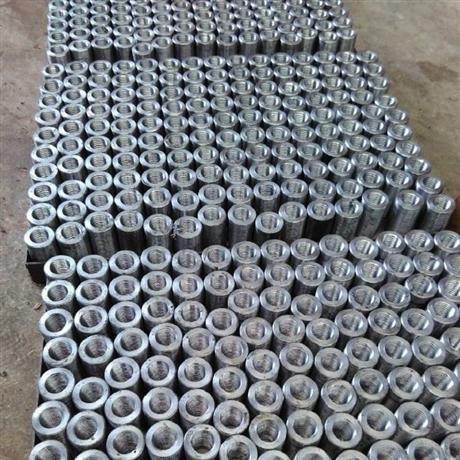 钢筋连接套筒 直螺纹钢筋连接套筒