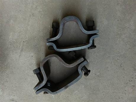 卡缆 U型卡缆 U形钢卡缆