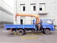 湖南昊天5吨拖拉机随车吊