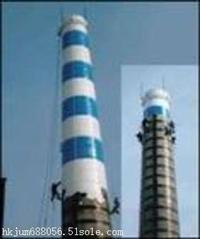 金昌烟囱亮化公司,资深高空施工企业,成立于八十年代