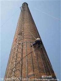 黄山市混凝土烟囱安装爬梯荐看