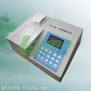 供应上海实验室-LB-200型COD快速测定仪