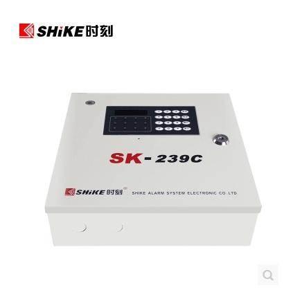 新余防盗报警器安装时刻SK-239C报警器主机