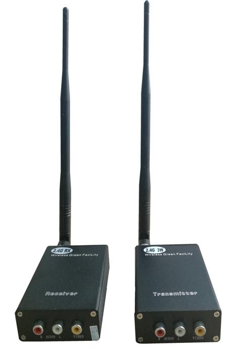 AHD无线视频传输器 电梯无线AHD模拟高清视频传输器NK-WAVAHD210T