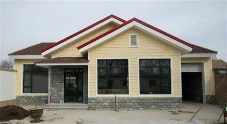 烟台轻钢别墅,新式农村轻钢别墅--青岛品牌厂家智乐米宅全能打造