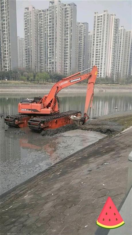 潜江水陆挖掘机出租哪家便宜