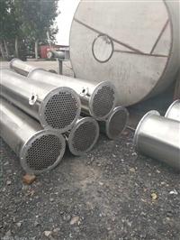 柳州304不锈钢二手冷凝器批量转让