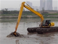 水陆两用挖掘机出租需要什么材料
