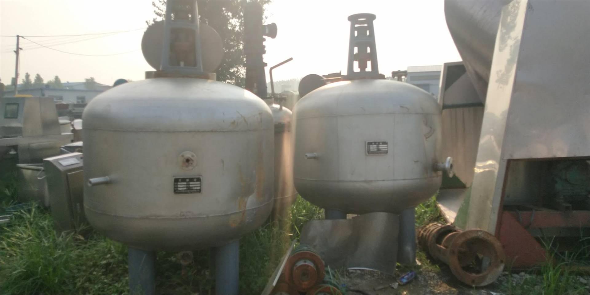 二手不锈钢搅拌罐   不锈钢搅拌罐     高速搅拌罐  反应釜