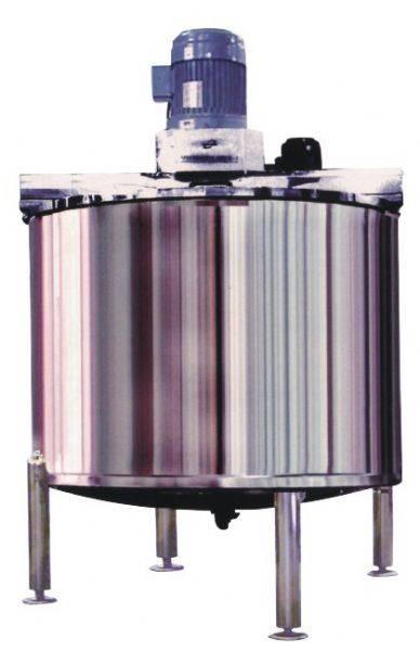 二手不锈钢搅拌罐图片   不锈钢罐厂家    无锡不锈钢搅拌罐