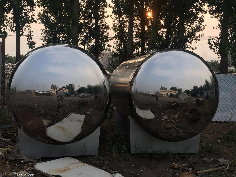 卧式不锈钢储罐全304储水罐适用于房地产消防储水